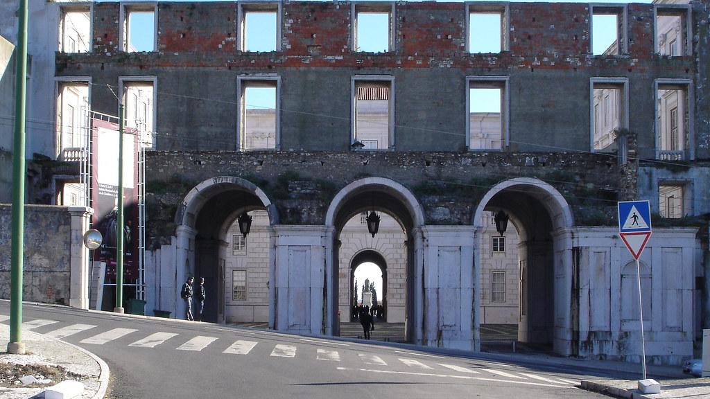 Ajuda, Lisboa — © 2008. Série Cristal, n.º 8429.
