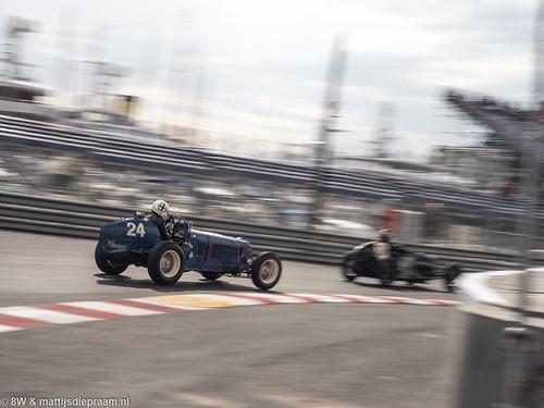 2018 Monaco GP Historique: ERA A-type