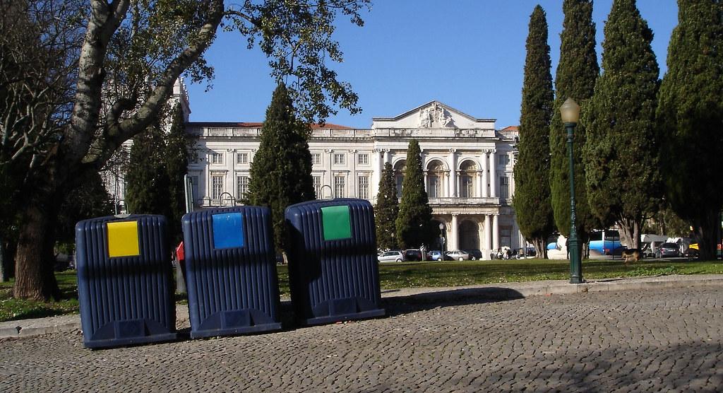 Ajuda, Lisboa — © 2008. Série Cristal, n.º 8418.