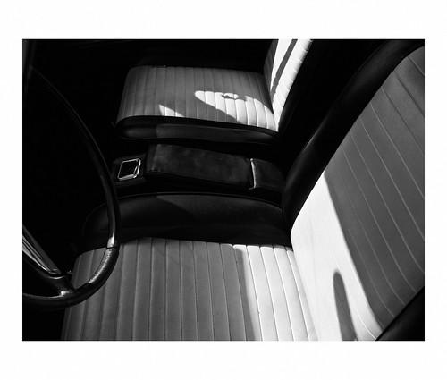 Studebaker interior