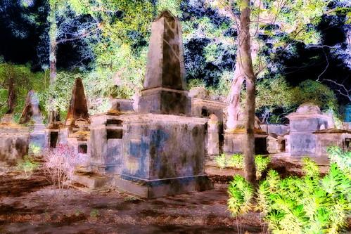 India - West Bengal - Kolkata - South Park Street Cemetery - 12bb
