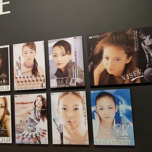 安室奈美恵 展覧会「namie amuro Final Space」#安室奈美恵