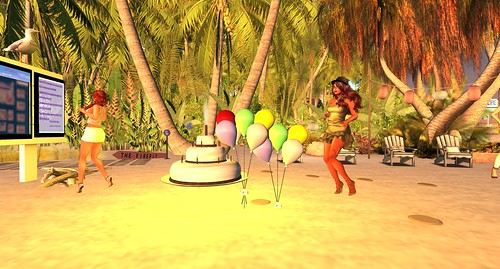 Mandala Dee and her Birthday