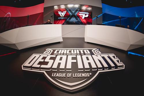 Circuito Desafiante 2018 - Etapa 2 - Semifinal paiN x Team One