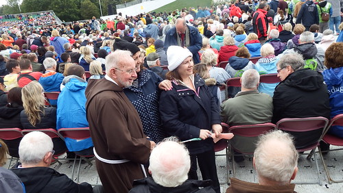 Brother Kevin Crowley World Meeting of Families 2018