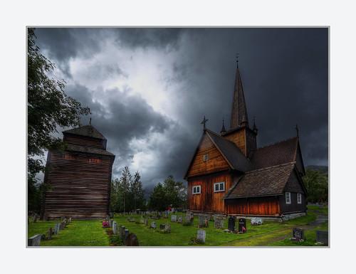 Vågå Stave Church - Norway