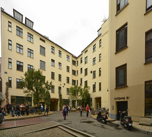 Germany - Berlin - Kreuzberg - 3d