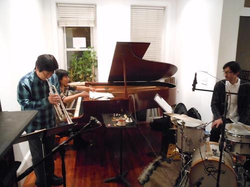 Satoko Fujii This Is It! Trio