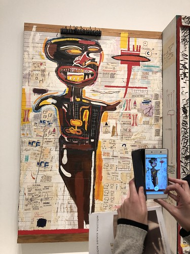 Jean Michel Basquiat...Apocalyptic flaming sword...Archangel Michael Basquiat..Magnifying Transmitter...funny how this hand raises electric questions worthy black freedom statue 🗽divine weapon splitting like an electrical plug
