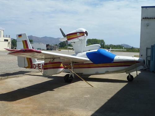 Lake Buccaneer en el aerodromo de Empuriabrava