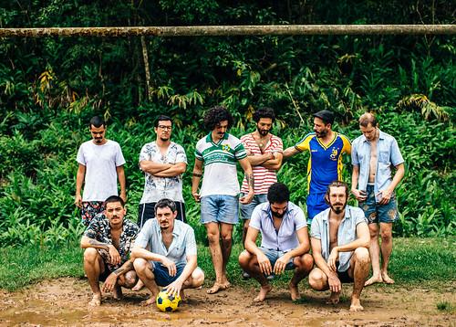 Samuca e a selva /2018