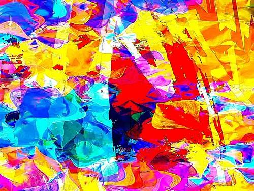Los antiguos han dicho que la poesía es un cuadro sin formas, y que una pintura es un poema con formas. Kuo Hsi
