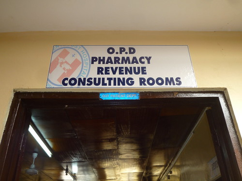 Consulting rooms
