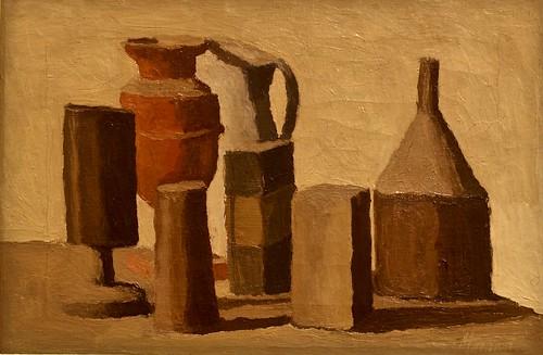 Still Life (1943) - Giorgio Morandi (1890-1964)