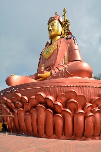 India - Sikkim - Namchi - Samdruptse Hill - Guru Padmasambhava - 18