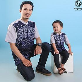 pabrik baju koko anak dan ayah