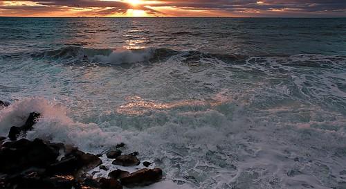 Octomber sunrise