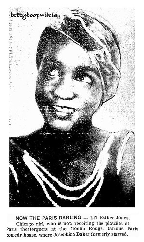Baby Esther Jones