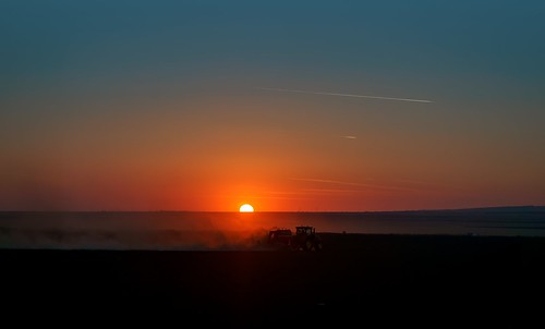 Octomber sunset