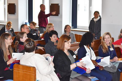 Ansbach 2018 AWAG Seminar 31 Oct.