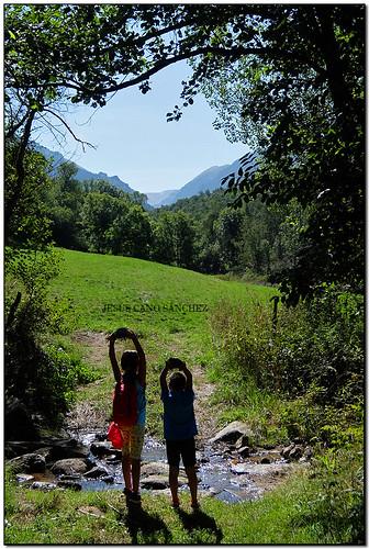 Els nens de les pedres, Eina (l'Alta Cerdanya, França)