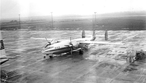 G-AMAD, Airspeed AS57 Ambassador 2, BKS