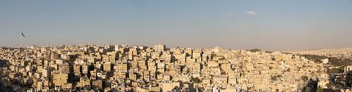 Amman panorama