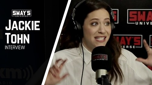 Jackie Tohn From Glow Tells Crazy Butthole Story and Plays 'How Would You Handle It'