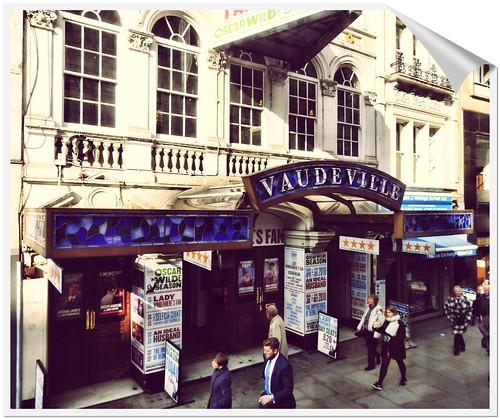 The Vaudeville Theatre, London