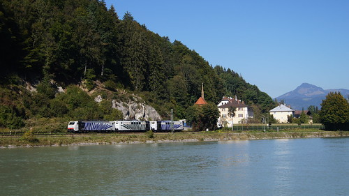 189 917+151 074+151 060 - Kiefersfelden/Kufstein