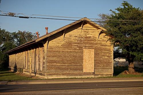 Lometa, Texas Depot