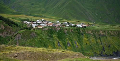 სოფელი ყანობი / Village Kanobi