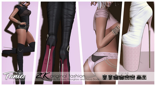 -:zk:- Tania @ Exclusivity for Kinky Event