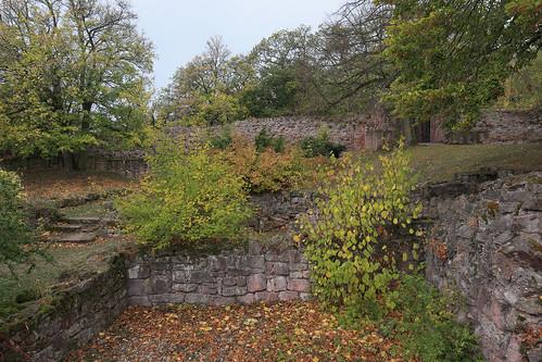 Germany / Thuringia - Kyffhausen Castle