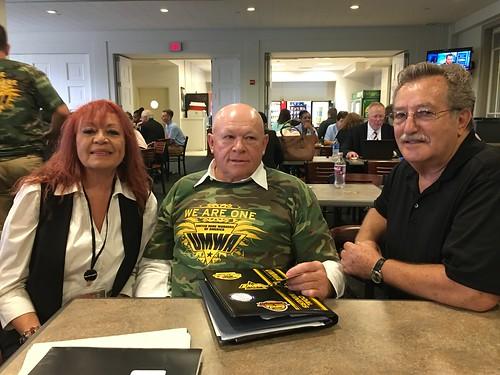 alliance for appalachia - DC reclaim/ black lung lobby. 9/25/18. Bobby Starnes, Joanne Golden-Hill, Jimmy Moore. (Jacob Mack-Boll).