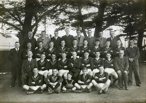 Williamstown CYMS Football Club - 1947 - Club Photo