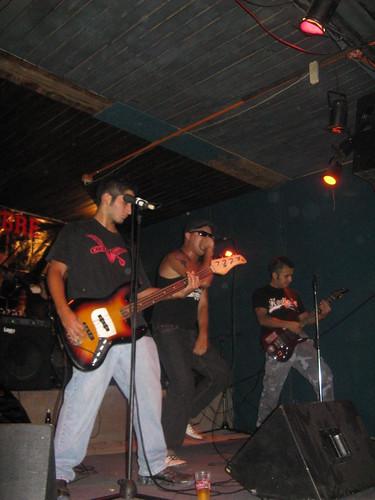 guardia bermellon bar piraña rock 08/03/2008
