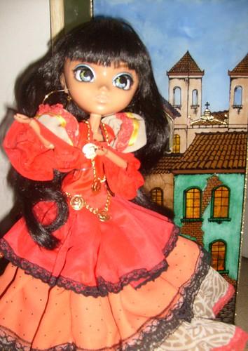Esmeralda, a cigana