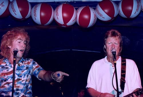 Jan and Dean 1987 Concert - Wasaga Beach,Ontario,Canada