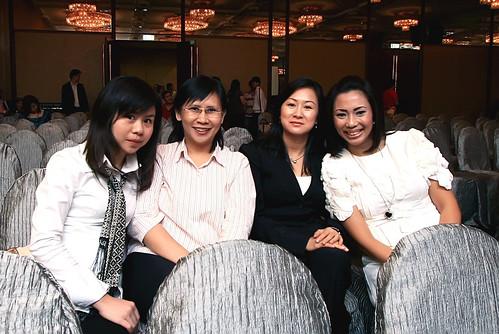 With Sari Simorangkir 2