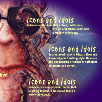 ICONS & IDOLS LIST! By Victor Pross