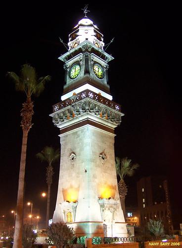 Bab-ElFaraj Clock