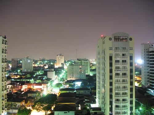 Moema, Noite