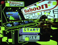 Baboon Torture Division has a video game