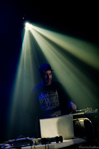 DJ for BMC