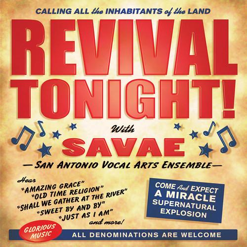 Revival Tonight! album art