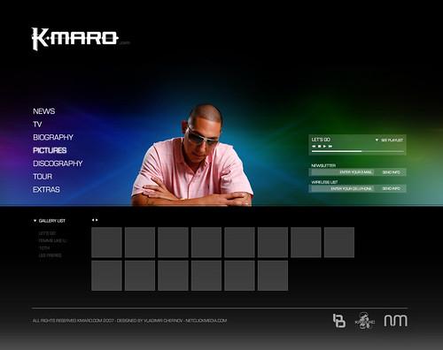 K-MARO - layout