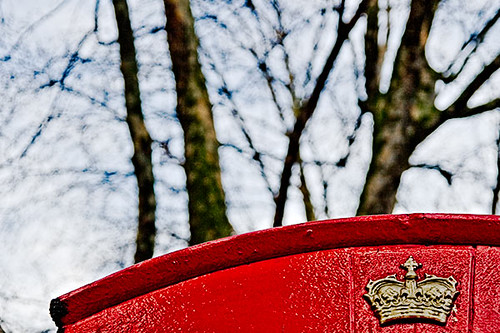 Phone Box Crowns - Crown of Scotland