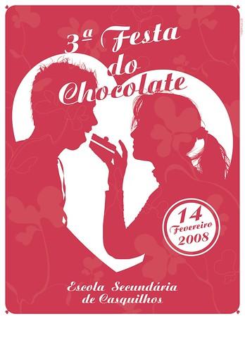 Festa do Chocolate - Casquilhos