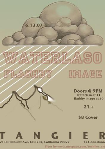 Waterlaso 06.13.07